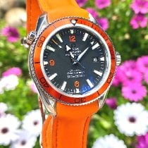 Omega Seamaster Planet Ocean Steel 42mm Black Arabic numerals United States of America, Florida, Pembroke Pines