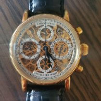 Chronoswiss Opus Yellow gold Arabic numerals United States of America, California, Palm Springs