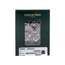 Audemars Piguet 26062OR.OO.A002CA.01 Rose gold Royal Oak Offshore Chronograph 44mm pre-owned United States of America, Pennsylvania, Bala Cynwyd
