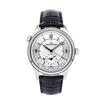 Jaeger-LeCoultre Master Geographic Steel 39mm Silver United States of America, Pennsylvania, Bala Cynwyd