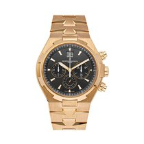 Vacheron Constantin Overseas Chronograph Rose gold 42mm Brown No numerals United States of America, Pennsylvania, Bala Cynwyd