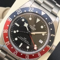 Tudor Black Bay GMT Steel 41mm Black No numerals United States of America, Texas, San Antonio