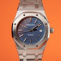 Audemars Piguet Royal Oak Selfwinding Steel 39mm Blue No numerals United States of America, New York, NY