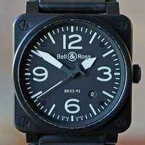 Bell & Ross BR 03-92 Ceramic Ceramic Black United States of America, Missouri, Chesterfield
