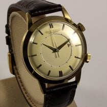 Jaeger-LeCoultre Yellow gold 37mm Automatic pre-owned