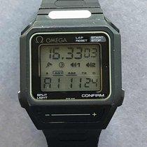 Omega Sensorquartz BLACK 1980s Sehr gut Automatik