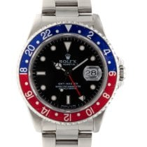 Rolex GMT-Master 16700 Good Steel 40mm Automatic