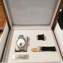 Jaeger-LeCoultre Master Tourbillon новые 2009 Автоподзавод Часы с оригинальными документами и коробкой 146.8.34.S