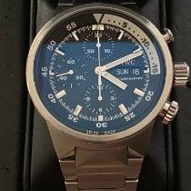 IWC 3719 Steel 2005 Aquatimer Chronograph 42mm pre-owned