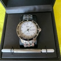 Sinn Steel Automatic 104.12 with s/s fine strap new