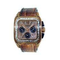 Cartier Santos 100 Pозовое золото Золотой