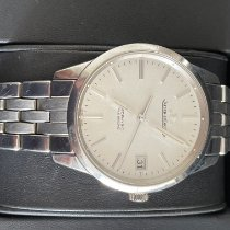Jaeger-LeCoultre Geophysic True Second Steel 39mm Silver United States of America, Texas, Houston