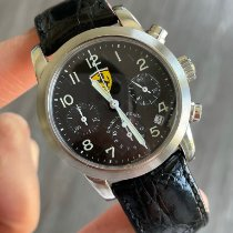 Girard Perregaux Ferrari Steel 38mm Black Arabic numerals United States of America, California, Los Angeles
