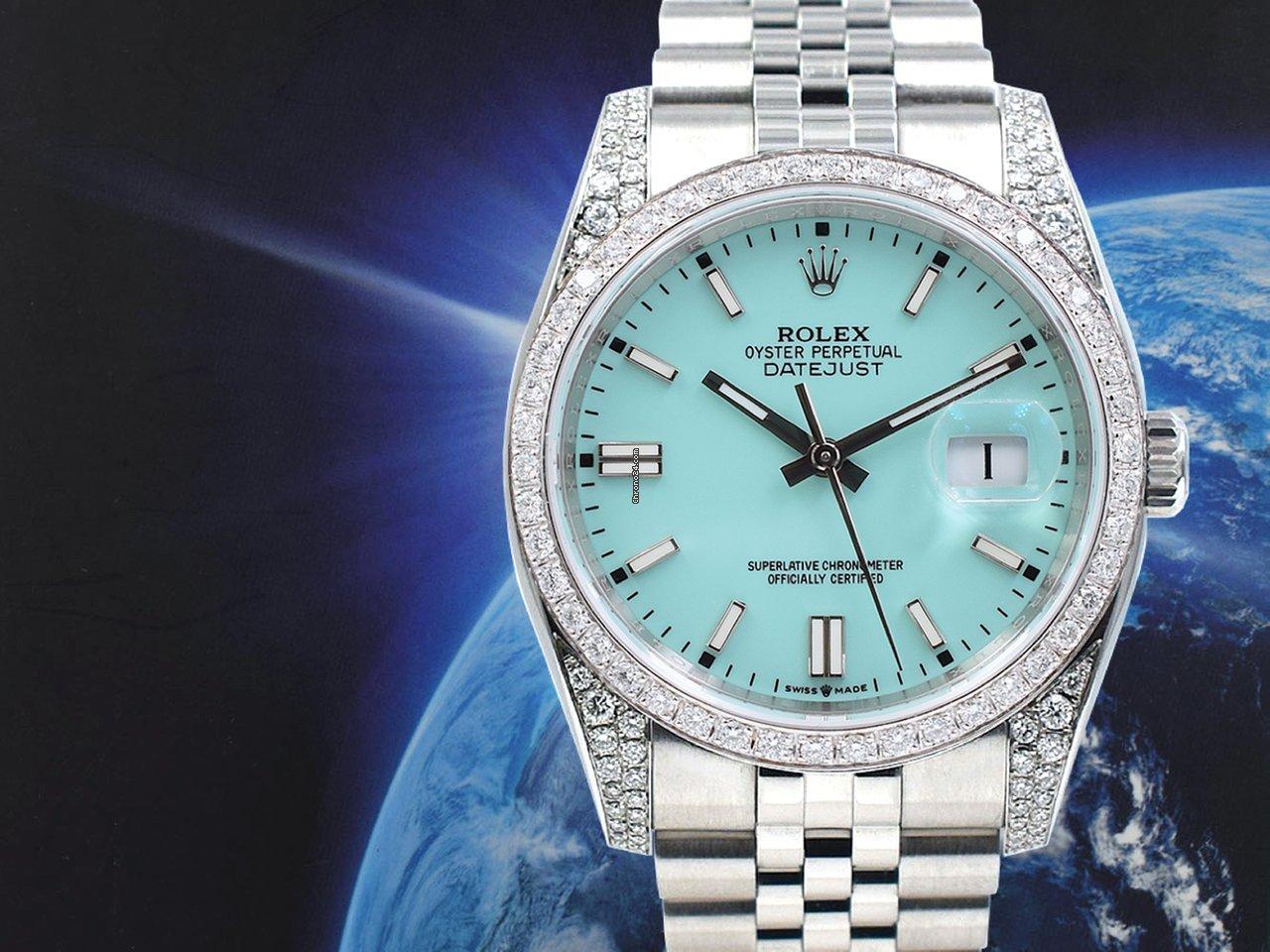 Rolex Datejust 2021 neu