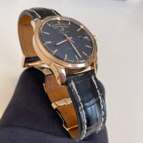 Breitling Transocean Day & Date Rødguld 43mm Sort