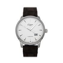 Glashütte Original Senator Excellence Steel 42mm White No numerals United States of America, Pennsylvania, Bala Cynwyd