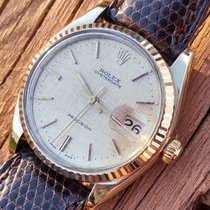 Rolex Oyster Precision Gold/Steel 34.5mm Gold No numerals United States of America, Illinois, Roscoe