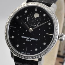 Frederique Constant new Automatic 38.8mm Steel Sapphire crystal