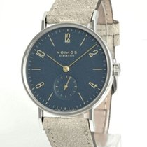 NOMOS Women's watch Tangente Manual winding new Watch with original box and original papers