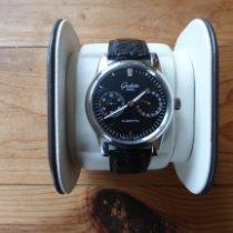 Glashütte Original Senator Zeigerdatum neu 2020 Automatik Uhr mit Original-Box und Original-Papieren 13958010204