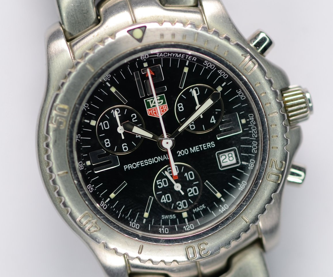 TAG Heuer Link Quartz CT1111 2005 pre-owned