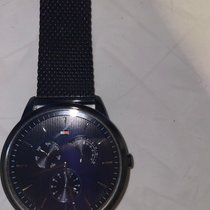 Tommy Hilfiger 44mm Automatic TH-376-34-2657-1605-10/3 pre-owned