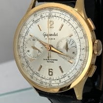 Gigandet Yellow gold 38mm Manual winding Gigandet pre-owned