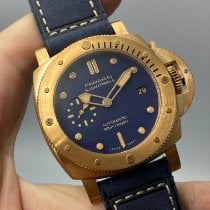 Panerai Special Editions PAM01074 Ubrugt Bronze Automatisk