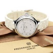 Frederique Constant Horological Smartwatch Сталь 34mm Cеребро Римские