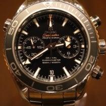 Omega 232.30.46.51.01.003 Acier 2014 Seamaster Planet Ocean Chronograph 44mm occasion