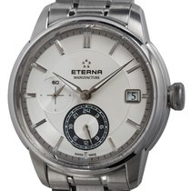 Eterna Steel 42mm Automatic 7661.41.66.1702 new United States of America, Texas, Austin