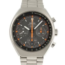 Omega Speedmaster Mark II Steel 43mm Grey