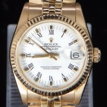 Rolex Datejust 68278 Very good Yellow gold 31mm Automatic