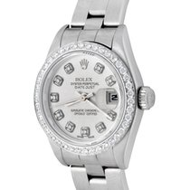 Rolex 69160 Steel Oyster Perpetual Lady Date 25mm pre-owned United States of America, Texas, Dallas