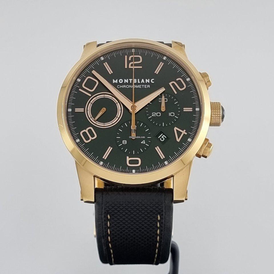 Montblanc Timewalker 106504 new