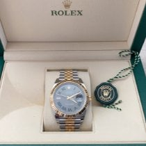 Rolex Gold/Steel 41mm Automatic 126333 pre-owned South Africa, Cape Town