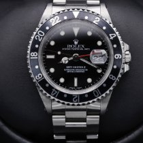 Rolex 16710 Steel 2000 GMT-Master II 40mm pre-owned United States of America, California, Huntington Beach
