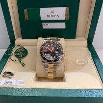 Rolex Acero y oro 40mm Automático 116613LN nuevo