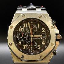 Audemars Piguet Royal Oak Offshore Chronograph 26470ST.OO.A101CR.01 Meget god Stål 42mm Automatisk