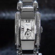 Chopard La Strada Сталь 24mm Белый Римские