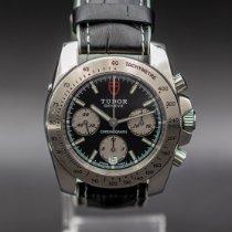 Tudor Sport Chronograph 20300 Meget god Stål 41mm Automatisk