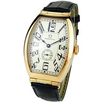 Omega Museum 5703.30.01 Rosa guld 32.5mm Automatisk