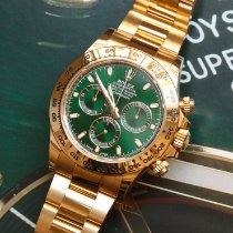 Rolex 116508 Or jaune 2019 Daytona 40mm occasion