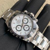 Rolex Daytona новые 2021 Автоподзавод Хронограф Часы с оригинальными документами и коробкой 116500LN