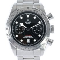 Tudor Black Bay Chrono 79350 Very good Steel 41mm Automatic