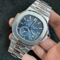 Patek Philippe Nautilus новые Автоподзавод Часы с оригинальными документами и коробкой 5712/1A-001