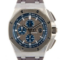 Audemars Piguet 26400IO.OO.A004CA.02 Titane 2021 Royal Oak Offshore Chronograph 44mm nouveau
