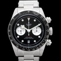 Tudor Steel Automatic 40mm new Black Bay Chrono
