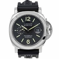 Panerai Luminor Marina Automatic Acier 44mm Noir Arabes France, Lyon