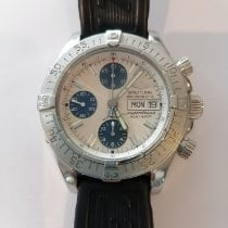 Breitling Superocean Chronograph II A13340 Very good Steel 42mm Automatic South Africa, Knysna